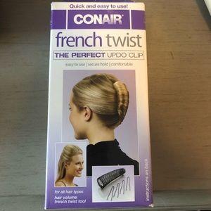 Conair French Twist